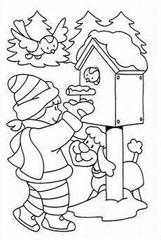 ausmalbilder winter ausmalbilder f 252 r kinder schulkindi