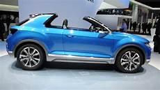 volkswagen t roc upcoming new car in india 2017
