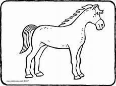 Malvorlage Steigendes Pferd Malvorlage Steigendes Pferd Malbild