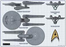 Trek Blueprints Darren R Sexton S Trek Schematics