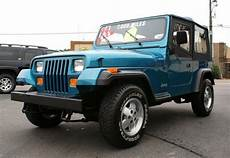 car maintenance manuals 1994 jeep wrangler interior lighting find used 1994 jeep wrangler se 4x4 showroom new condition 7 800 documented miles in horseheads