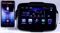 oem 2016 jeep renegade autoradio gps navigation stereo