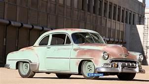 Vintage Cars Rebuilt With Hidden Modern Amenities  Abc7com