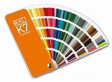 ral farben ral k7