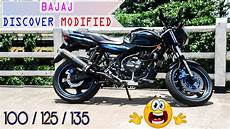 Discover 125 Modified