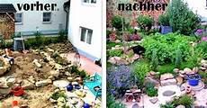 Gartengestaltung 25 X Garten Vorher Nachher Mein