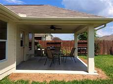 imbrogno hip roof patio cover houston texas