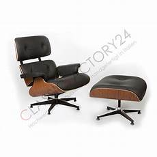 sessel charles eames charles eames lounge chair mit ottoman kaufen bei