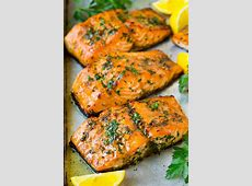 quick and easy oven baked salmon recipe