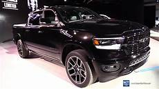 2019 dodge ram 1500 laramie exterior and interior