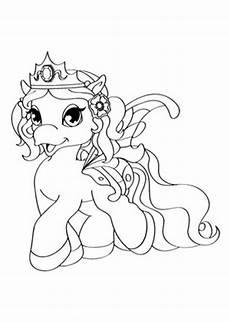 Ausmalbilder Kostenlos Filly Einhorn Filly Pony Malvorlagen Imagui