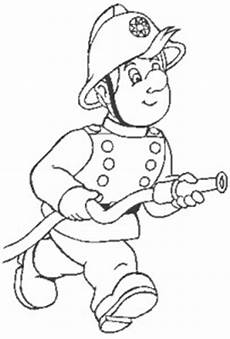 Malvorlagen Gratis Sam Der Feuerwehrmann Feuerwehrmann In Aktion Ausmalbild Malvorlage Feuerwehr