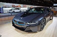 Frankfurt 2013 Bmw I8 World Debut Autoevolution
