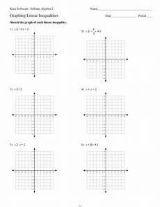 graphing linear inequalities worksheet for 9th 10th grade lesson planet
