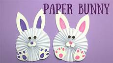 how to make a paper bunny easy easter crafts for