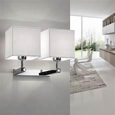 applique da parete moderni thor applique design moderno paralume ignifugo bianco