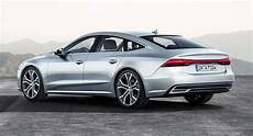 stylish 2019 audi a7 sportback heading to detroit for u s debut carscoops