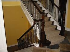 wrought iron design exles traditional staircase