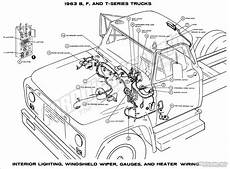 1963 Ford Truck Wiring Diagrams Fordification Info The