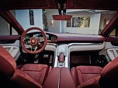 2019 porsche 717 interior high resolution picture