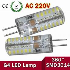 high power smd3014 3w 4w 6w 7w 220v 230v 240v g4 led l
