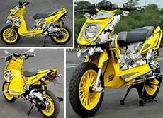 X Ride Modif Supermoto by Modifikasi Yamaha X Ride Supermoto Til Lebih Gagah Dan Maco