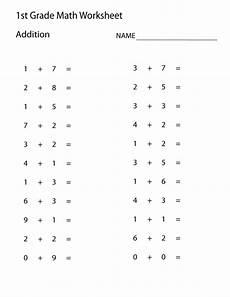 easy math problems printable 1st grade math worksheets first grade math worksheets math