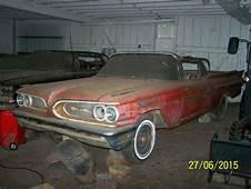 1959 Pontiac Bonneville Conv Standard Shift  Classic