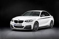 Bmw 2 Series Coupe M Performance Parts Are Here