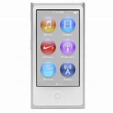 ipod nano generationen apple ipod nano 7th generation silver 16 gb for sale