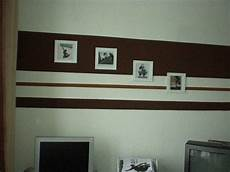 Wandgestaltung In Streifen W 228 Nde Im Streifenkleid Wand