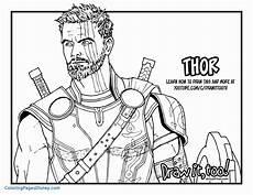 Ausmalbilder Superhelden Thor Thor Ausmalbilder Zum Drucken