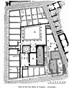 pompeian house plan layout of houses in pompeii house best design