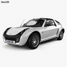 smart roadster coupe 2005 3d model vehicles on hum3d
