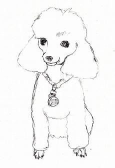Ausmalbilder Hunde Pudel Ausmalbilder Hunde Pudel