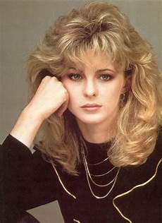1980s Hairstyles For