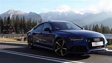 Audi Rs7 2018