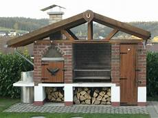 gartenhaus selber mauern gartengrill gemauert modernes design vrt gartengrill