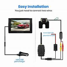 auto vox m1w auto vox m1w wireless backup kit