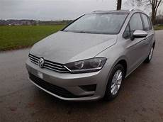 Vw Golf 7 Sportsvan Tungsten Silber Metallic