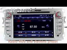 new android 4 4 2010 ford transit connect cd radio
