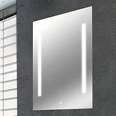 badspiegel ohne beleuchtung badspiegel ohne rahmen led beleuchtung breite 50 cm hhe 70