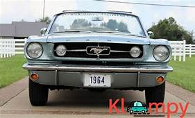 1964 Ford Mustang Convertible  Kloompy