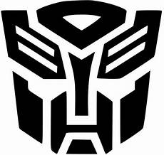 autobot badge transformers vinyl decal sticker car truck