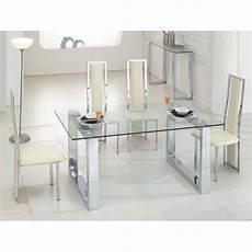 Table A Manger Transparente