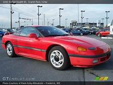 motor repair manual 1995 dodge stealth interior lighting scarlet red 1992 dodge stealth es gray interior gtcarlot com vehicle archive 42327113