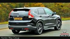 Honda Cr V Black Edition 2016 Review