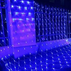 Led Weihnachten Lichternetz Lichtervorhang Lichterkette