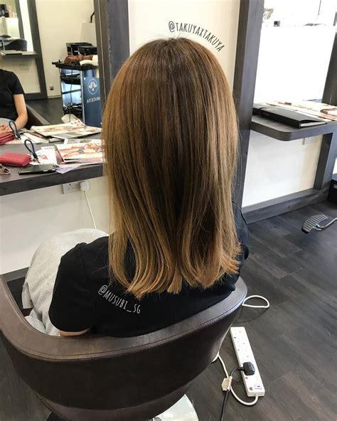 Beige Strawberry Blonde Hair