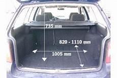 Kofferraumvolumen Vw Passat - adac auto test vw passat variant 2 0 5v trendline